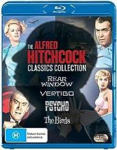 The Alfred Hitchcock Classics Collection (Psycho/The Birds/Vertigo/Rear Window)