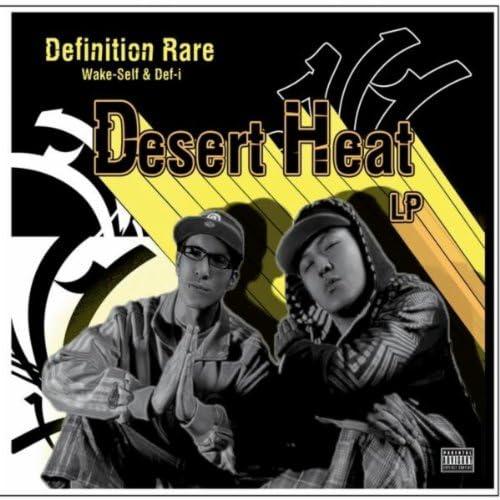 Definition Rare