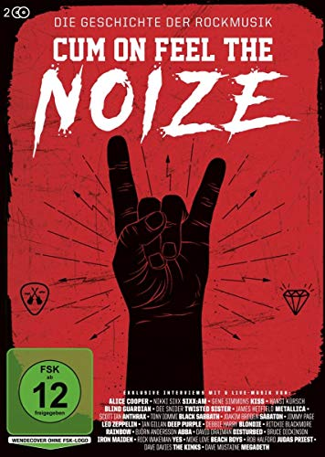 Cum On Feel The Noize - Die Geschichte der Rockmusik [2 DVDs]