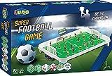 JT-Lizenzen Luna Fußball Tischkicker Feder Kicker Tischaufleger Tischaufsatz +6J