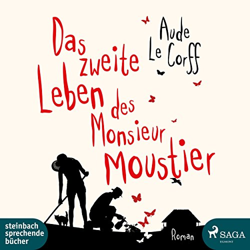 Das zweite Leben des Monsieur Moustier  By  cover art