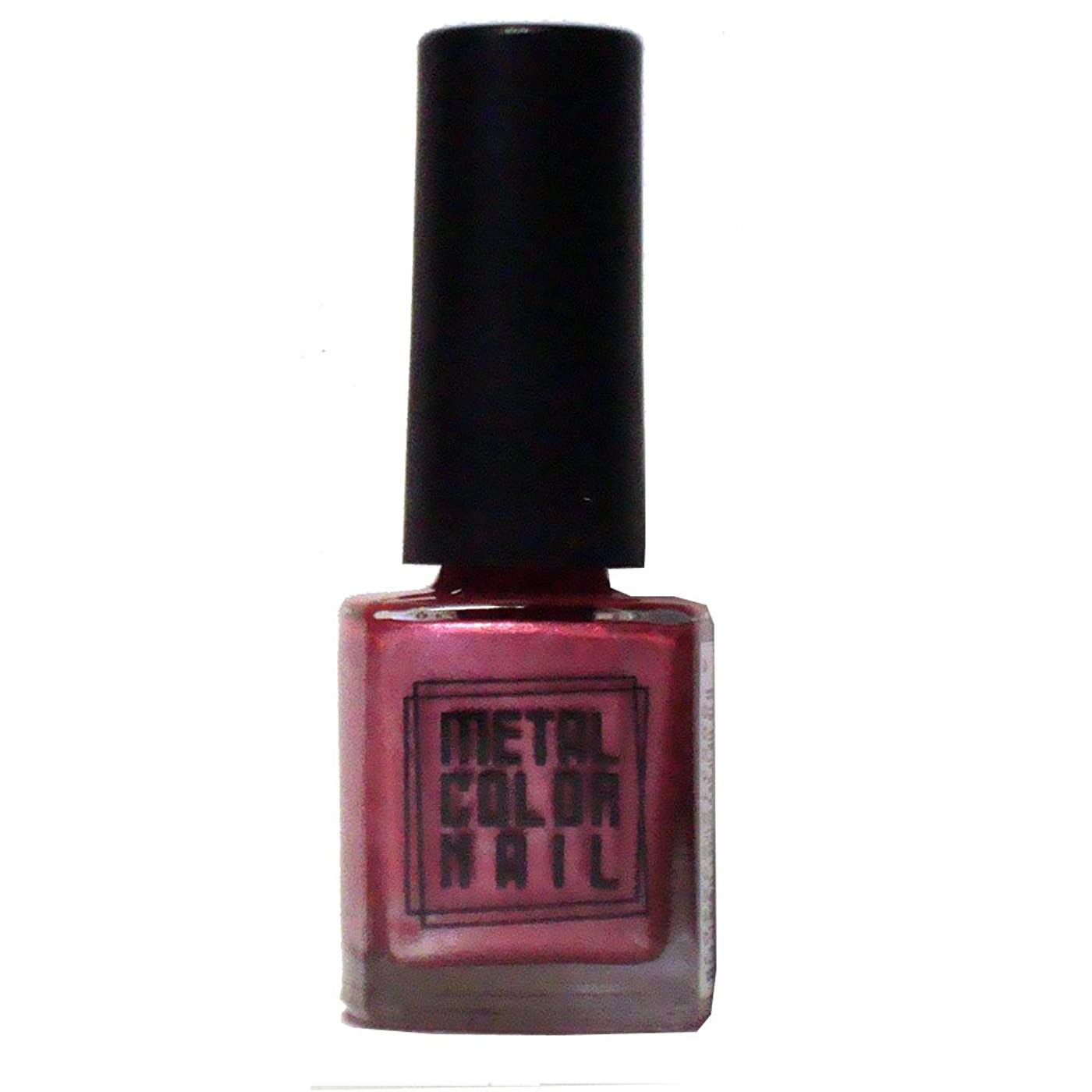 してはいけない楽しい別々にTM メタルカラーネイル TMMN1604 ピンク (爪化粧料)