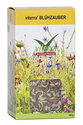 viterra® Blühzauber - Blumenmischung - Saatgut (150g)
