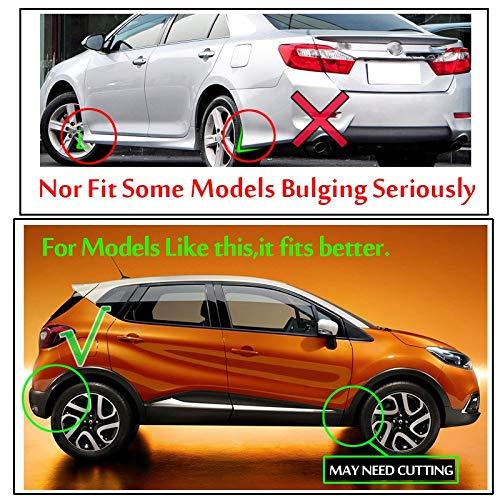 Sin logotipo XFC-NI, ajuste para Renault Megane Kwid Captur Clio Kadjar Espace...