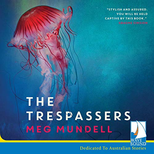 The Trespassers audiobook cover art