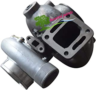 New turbo turbocharger for cummins TW4103 Detroit Diesel Marine 8.2L D 466082-0002 8923640