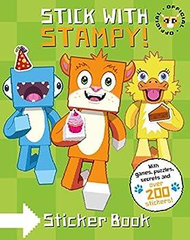 Stampy Cat  Stick with Stampy!  Sticker Activity Book