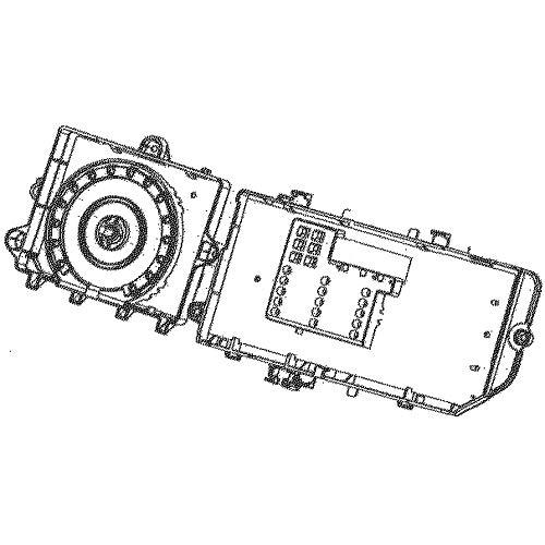Samsung DC92-01607M Dryer Electronic Control Board Genuine Original Equipment Manufacturer (OEM) Part