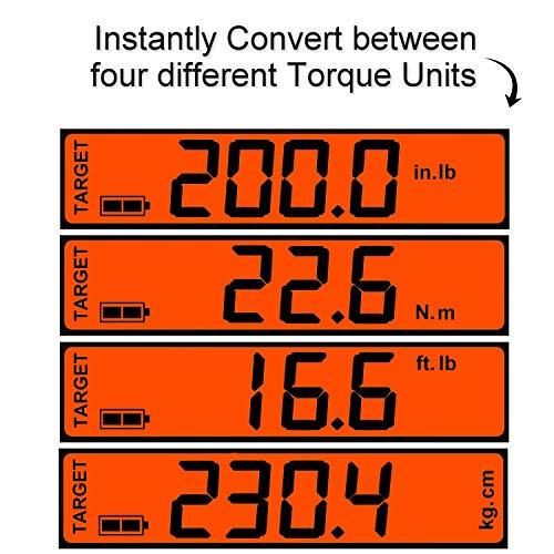 eTORK (EC2250) 3/8-Inch Drive