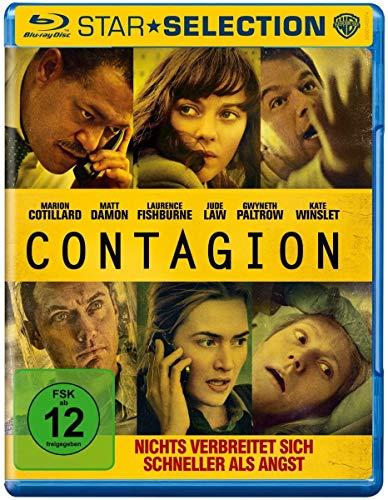 Contagion [Blu-ray]