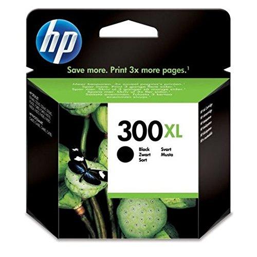 Hewlett Packard HP 300X L de inyección de tinta negra