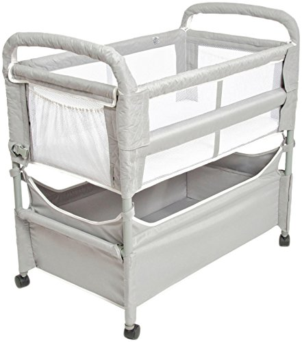 Purchase Arms Reach Concepts Inc. Clear-Vue Co-Sleeper, Grey, One Size, 3 Pieces