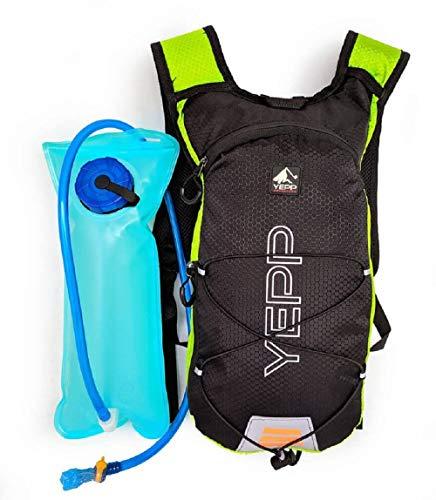 Mochila Hidratação 8l Camelbak Corrida Caminhada Maratona Cor:Verde