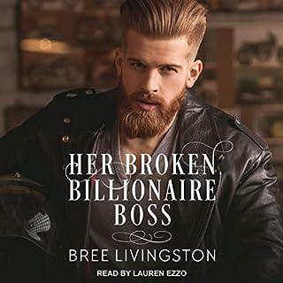 『Her Broken Billionaire Boss』のカバーアート