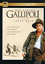 Gallipoli by Paramount Pictures by Peter Weir