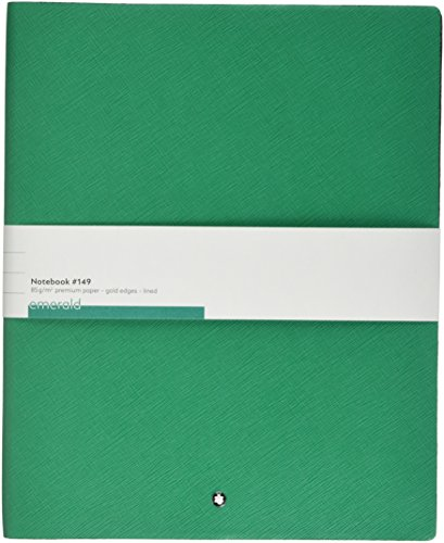 Con la introducción de la nueva línea de papelería fina, Montblanc une tradición, excelencia y estilo contemporáneo para satisfacer la pasión y el placer por la cultura de la escritura El bloc de dibujo ha sido fabricado en Italia con la más refinada...