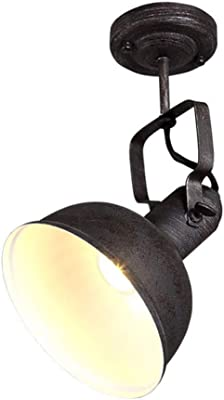 Jiafum Luces de Mesa de Billar Negras rústicas, araña de Sombrero ...