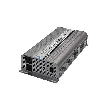 AIMS 2500 Watt, 5000 Watt Surge, Soft Start Technology, Compact Design, Economical