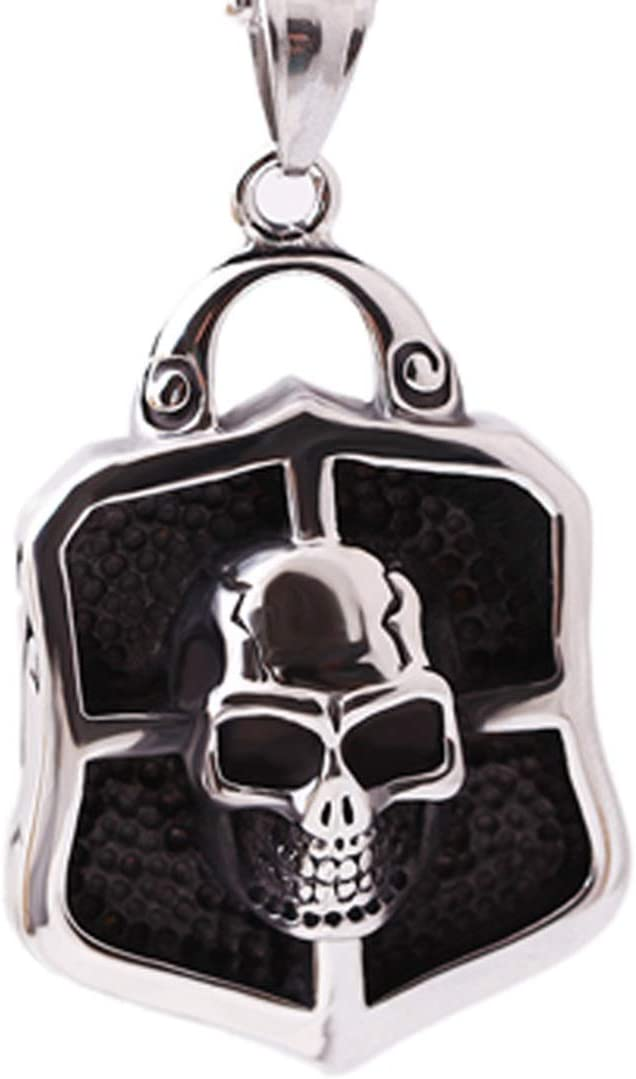 San Jose Mall QZXQW Pendant Jewelry Attention brand Chain Punk Jewelr Necklace Unisex