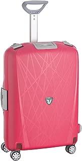 Trolley Medio | Roncato Light | 4 Ruote | 500712-magenta/rosa