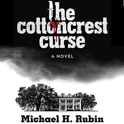 The Cottoncrest Curse audiobook cover art