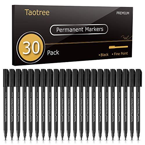 (50% OFF) 30 Pack Fine Point Permanent Markers $4.50 – Coupon Code