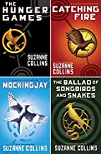 Hunger Games Books Set 1-4