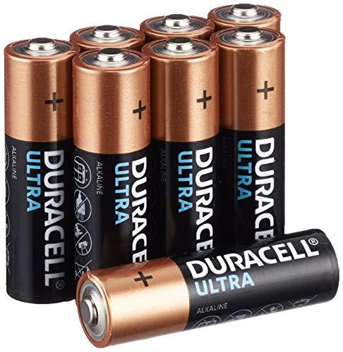 Duracell Ultra AA Batterie Alcaline, Confezione da 16