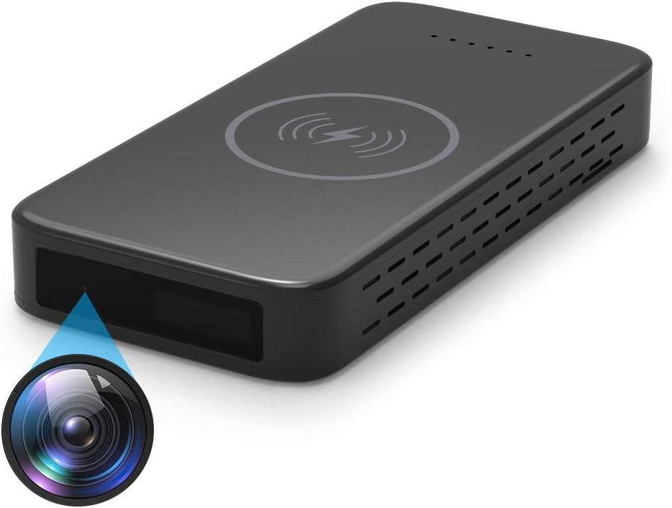 Hidden Camera Power Bank Discrete FUVISION Nanny 2K Cheap mail order shopping Popular brand