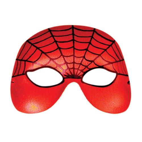 Eyemask Spiderman Rouge / Noir [Jouet]