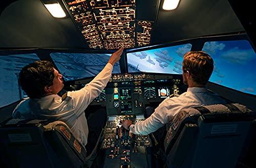 Jochen Schweizer Geschenkgutschein: 3D und 4D Flugsimulator VR in Frankfurt am Main
