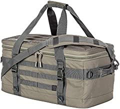 5.11 Tactical Range Master Duffel Bag Set - Includes Single Pistol Case, Small Pouch, and Medium Pouch 47 Liters, Style 56495, Ranger Green