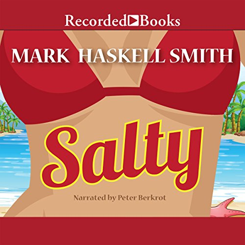 Salty audiobook cover art