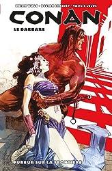 Conan le barbare t02 - Fureur sur la frontière de Brian Wood