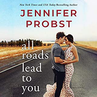 All Roads Lead to You audiobook cover art