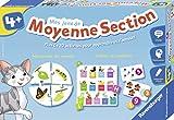 Ravensburger- Jeu Educatif- Mes jeux de moyenne section- 2ème année de maternelle- A partir de 4 ans- 24523