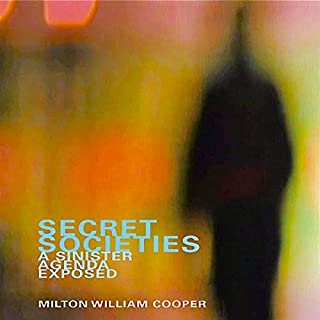Secret Societies audiobook cover art