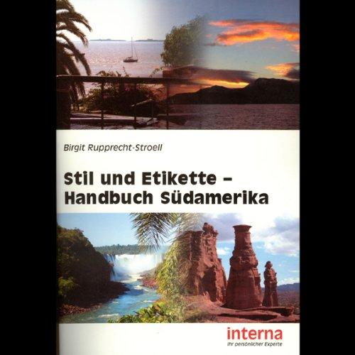 Handbuch Südamerika Titelbild