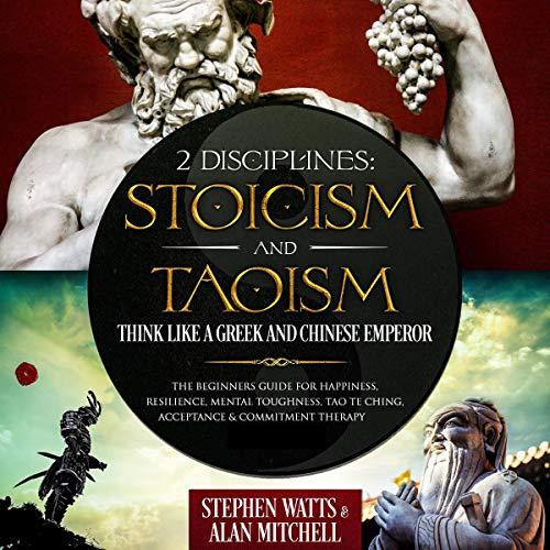 2 Disciplines: Stoicism and Taoism Bundle cover art