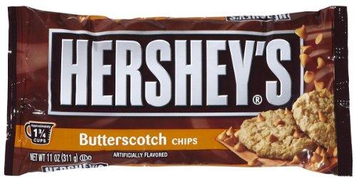 Hershey's Bake Shoppe, Butterscotch Chips, 11 oz