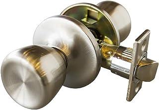 تصميم مقبض باب منزلك مزلاج على الخصوصية ، برونز مطلي بالزيت