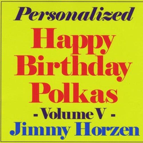 Happy Birthday Nat Polka #1