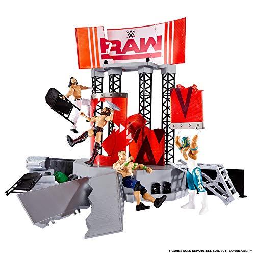 WWE RAW Wrekkin' Entrance Stage