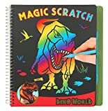Depesche 10363 - Magic Scratch Book Dino World -