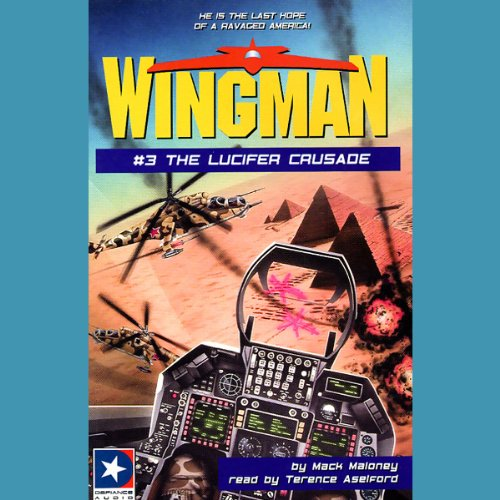 Wingman #3 audiobook cover art