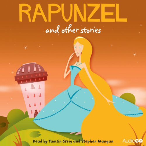 Rapunzel cover art