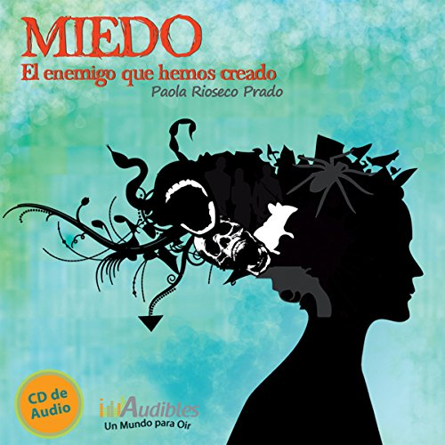 Miedo [Fear] audiobook cover art