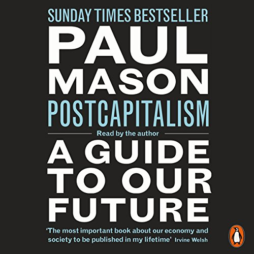 PostCapitalism audiobook cover art