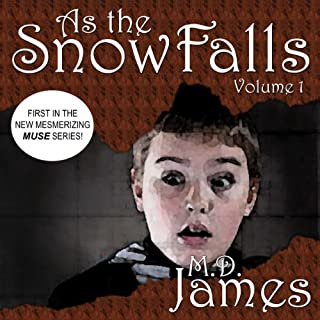 As the Snow Falls, Vol. 1 audiobook cover art