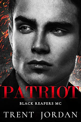 Patriot: An MC Romance (German Edition) (Black Reapers MC 1)